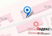 Туберкулезная больница №6 на карте
