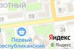 Схема проезда до компании За друзей в Донецке