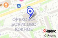 Схема проезда до компании СЕРВИСНЫЙ ЦЕНТР АВТОАДМИРАЛ в Москве