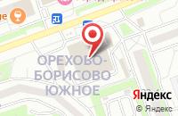 Схема проезда до компании Стройвосход в Москве