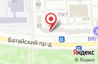 Схема проезда до компании Производственно-Коммерческая Фирма «Вектор» в Москве