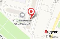 Схема проезда до компании АФРОДИТА в Пироговском