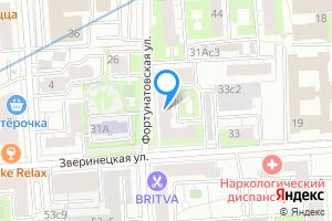 Сдается комната в Москве ул Фортунатовская, 31
