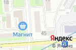 Схема проезда до компании Натяжные потолки Измайловская в Москве