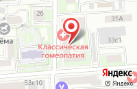 Схема проезда до компании Сокровища Руси в Москве