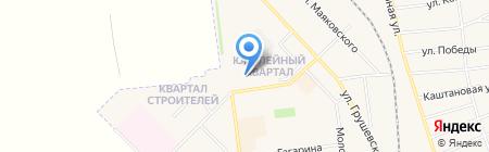 Магазин штор и гардин на Коммунальной на карте Авдеевки