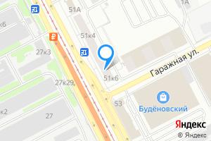 Студия в Москве пр-т Будённого, 51к6