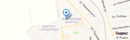 Автосервис на карте Авдеевки