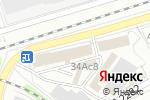 Схема проезда до компании Барьер-House в Москве