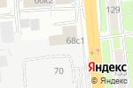 Схема проезда до компании СБВ-АВТО в Москве