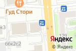 Схема проезда до компании Бэлли бир в Москве