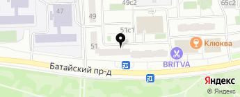 DR-parts на карте Москвы