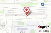 Схема проезда до компании Неска в Москве