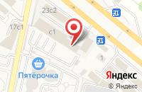 Схема проезда до компании GasPoint в Совхозе имени Ленина