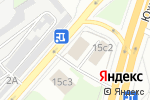 Схема проезда до компании 4х4 в Москве