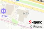 Схема проезда до компании SREDA в Москве