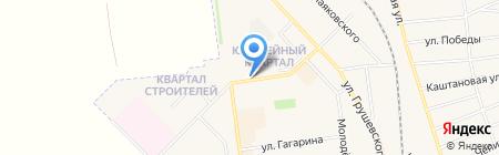 Лакомка магазин кондитерских изделий на карте Авдеевки