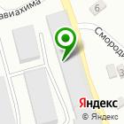 Местоположение компании РАТЭК