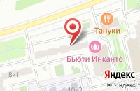 Схема проезда до компании Творческая Группа «Буржуазный Русский» в Москве