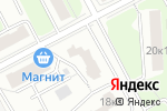 Схема проезда до компании Руспост в Москве