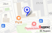 Схема проезда до компании ПТФ ПЛАНЕТА ОПС в Москве