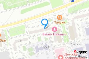 Снять однокомнатную квартиру в Москве м. Борисово, улица Борисовские Пруды, 10к1