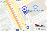 Схема проезда до компании КОМПЬЮТЕРНЫЙ МАГАЗИН ТЕХМАРКЕТ-БУДЕНОВСКИЙ в Москве