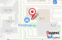 Схема проезда до компании Издательство Светоника в Москве