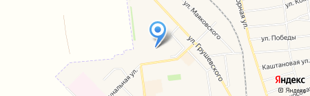 Баня-сауна на карте Авдеевки
