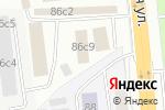Схема проезда до компании Мир Ламп в Москве
