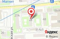 Схема проезда до компании Виатон в Москве