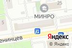 Схема проезда до компании Зоокормик в Москве