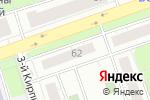 Схема проезда до компании Изостудия Ольги Дмитриевой в Москве