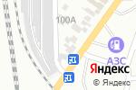 Схема проезда до компании Best в Донецке
