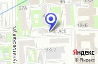Схема проезда до компании ИНСТИТУТ ПОВЫШЕНИЯ КВАЛИФИКАЦИИ ОРЕОЛ-ВЫСОТА в Москве