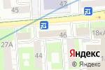 Схема проезда до компании Телеком-Ассист в Москве