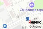 Схема проезда до компании Urban Light в Москве