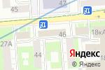 Схема проезда до компании Стандарт-Европа в Москве