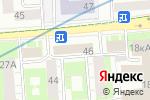 Схема проезда до компании Нильс в Москве
