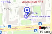 Схема проезда до компании ИНФОРМАЦИОННОЕ АГЕНТСТВО ЛЕВ-ШИ в Москве