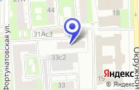 Схема проезда до компании ПРОЕКТНАЯ ФИРМА ТЕХСЕРВИС ЛИФТПРОЕКТ в Москве