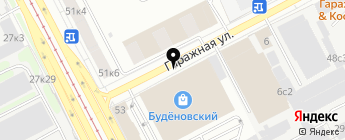 FarCar на карте Москвы