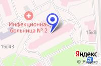 Схема проезда до компании СЕРВИСНЫЙ ЦЕНТР АВТОСС в Москве