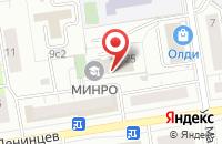 Схема проезда до компании Новекс в Москве