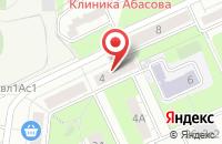 Схема проезда до компании Нео-Реком в Москве