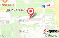 Схема проезда до компании Премиум Сервис в Москве