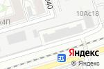 Схема проезда до компании Менеджмент Партнер в Москве