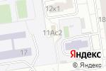 Схема проезда до компании Евро-Хостел в Москве