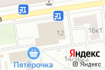 Схема проезда до компании Create & bake Co в Москве
