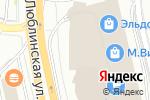 Схема проезда до компании Дом Быта.com в Москве
